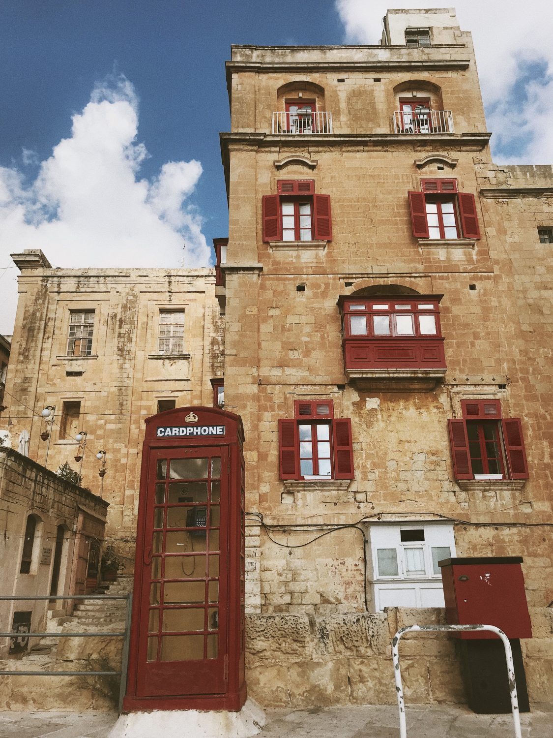 Malta-Adventure-Holidays-Architecture-British-Influence