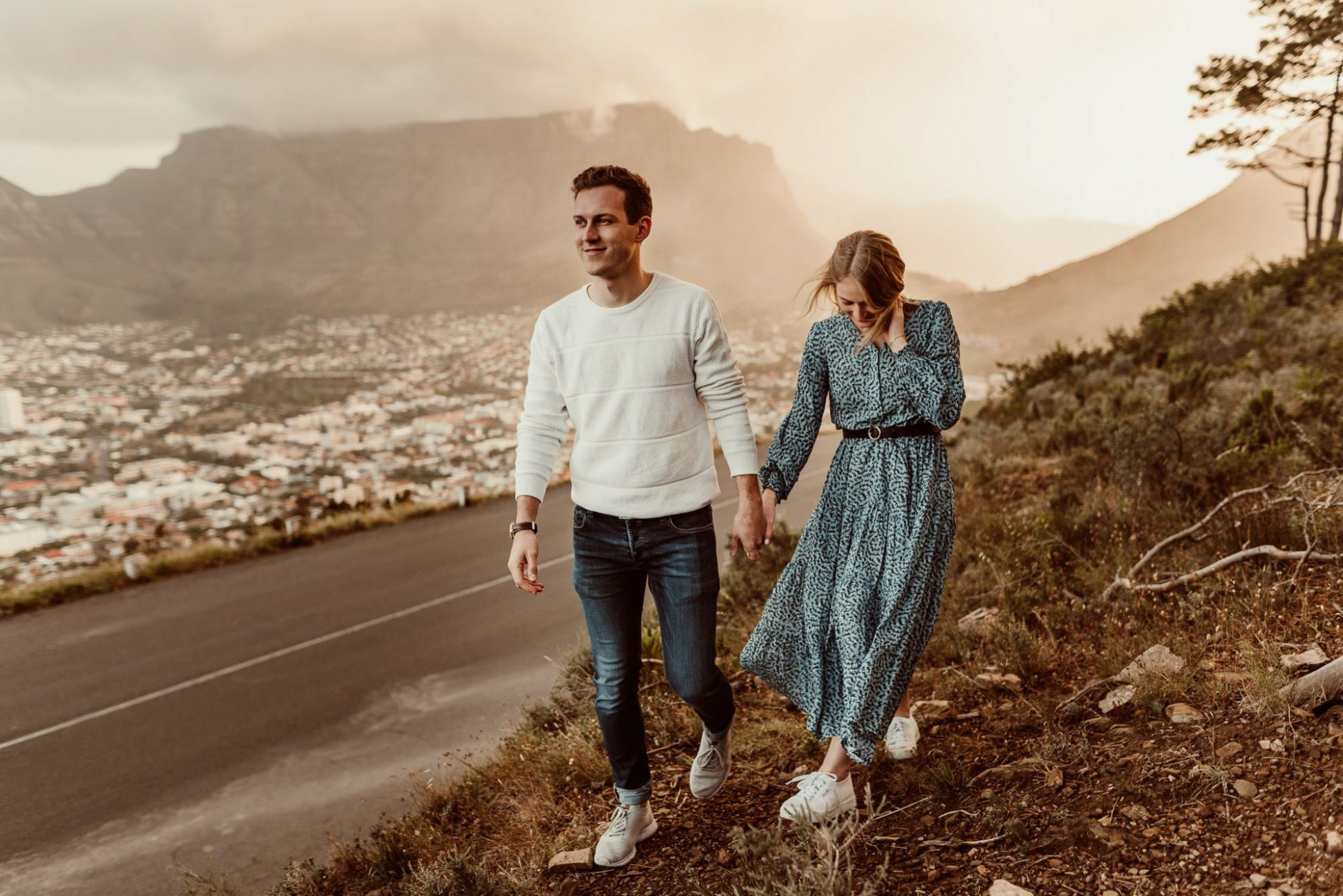 double-rainbow-capetown-couple-photoshoot-tablemountain-lionshead-cr8tive-duo-photography-sunset