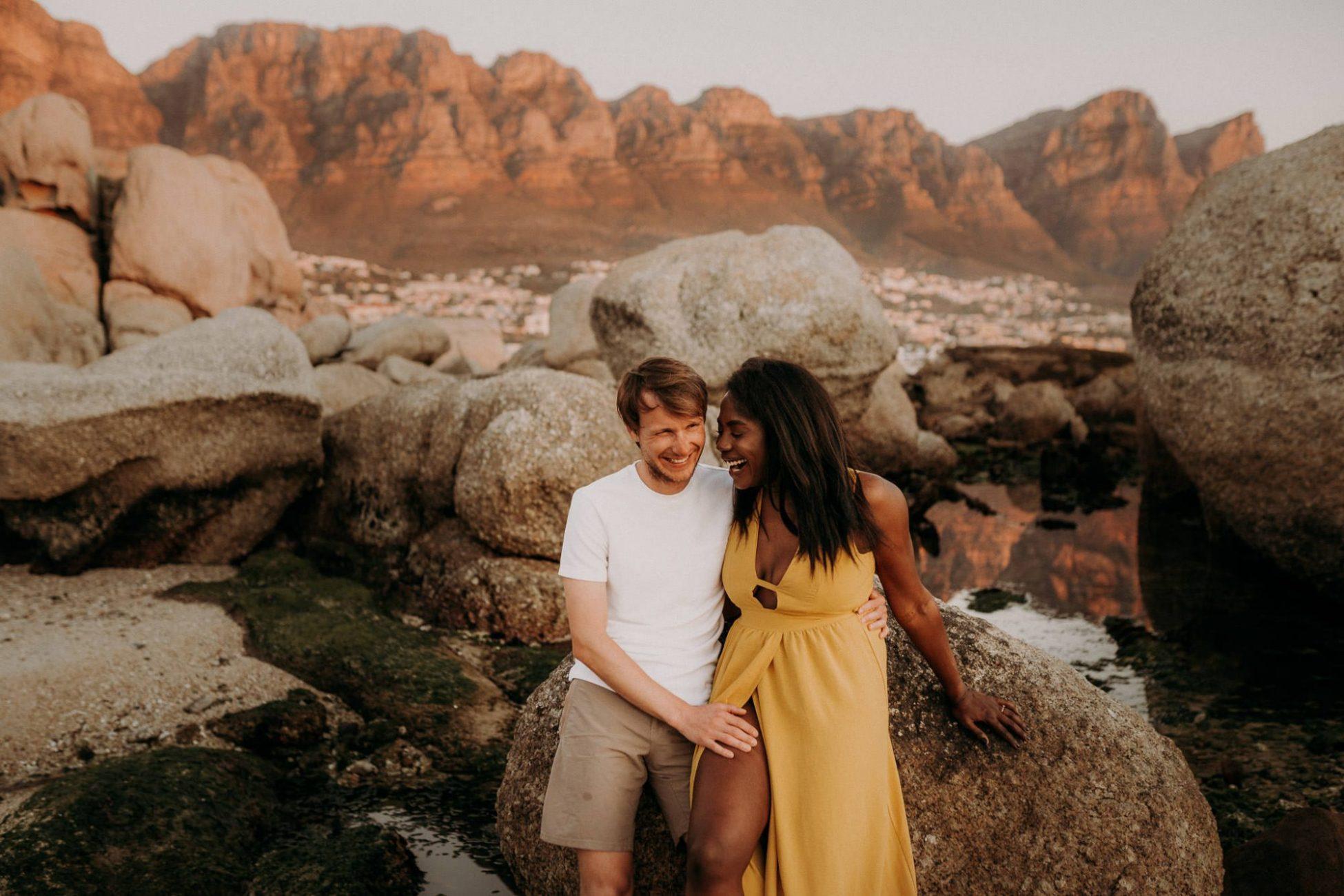 sunset-capetown-couple-engagement-shoot